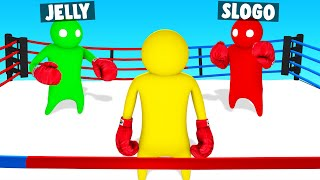 JELLY & SLOGO TEAMED UP Against Me! (Gang Beasts)