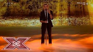 «Όνειρο ήτανε» από τον Δημήτρη Παπατσάκωνα | Live 5 | X Factor Greece 2019