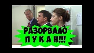 Жена Парашенко пёрнула на официальном приёме в Германии