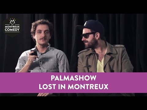 Palmashow - Lost in Montreux