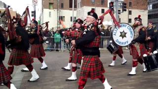 Pittsburgh St. Patrick's Day parade 2017