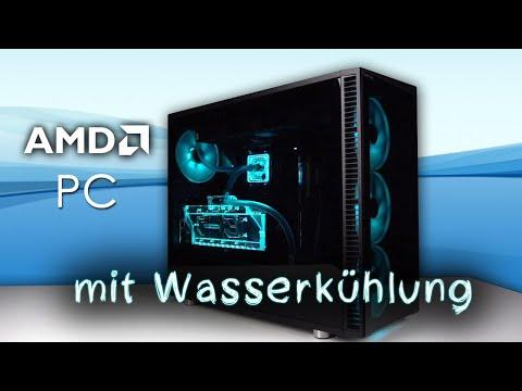 AMD Wakü PC