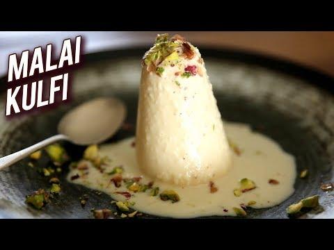 Video Homemade Kulfi Recipe | Creamy Indian Ice Cream | Divine Taste With Anushruti