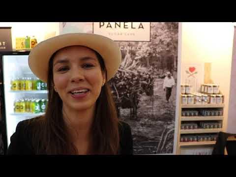 Food & Life 2017: DE CAÑA - PANELA naturbelassener Vollrohrzucker aus den Kolumbianischen Anden