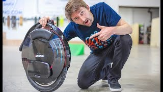 WHAT IS A SOLOWHEEL?!