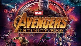 THE BIG SHOW   PREMIERE OF AVENGERS INFINITY WAR