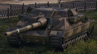 World of Tanks FV217 Badger - 8 Kills 10K Damage