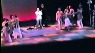 Endgame - Cast of CHESS, L.A. Premiere @ LBCLO 1990