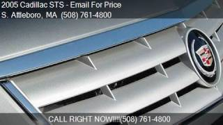 2005 Cadillac STS  for sale in S. Attleboro, MA 02703 at CER