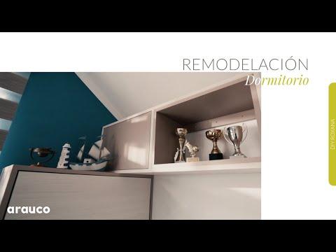 EspaciosRenovados con DIYRoxana - Renovación Dormitorio