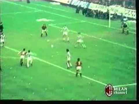 Milan-Juventus 2-1 stagione 79-80
