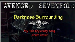 Darkness Surrounding-Avenged Sevenfold (drum cover)