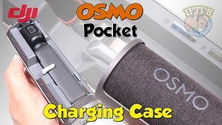 DJI OSMO Pocket Storage / Charging Case : Review!