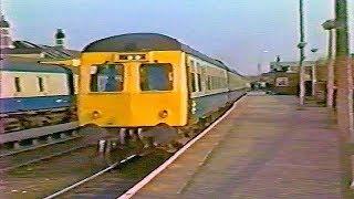 Trains At Lincoln     1985