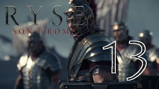 preview picture of video 'Ryse Son of Rome - Der Feind unter den Freunden #13 #HD #Lets Play German'