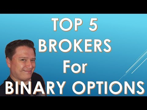 Binary options brokers no deposit