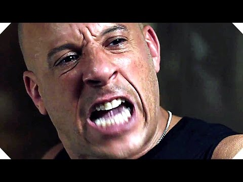 FAST AND FURIOUS 8 - Official TRAILER # 2 (The Fate of the ...