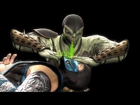 Mortal Kombat and Mortal Kombat II Walkthrough - Mortal Kombat 9