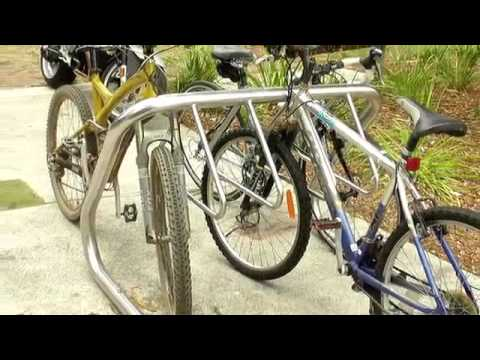 Bicycle Parking Systems by Cora Bike Rack