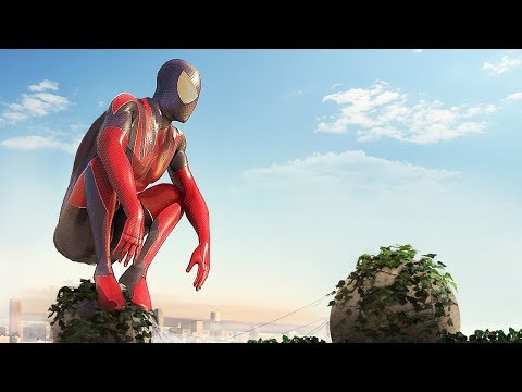 Vídeo do Amazing Strange Rope Police - Vice Spider Vegas