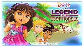 Dora and Friends - Lost Horses - Dora Games