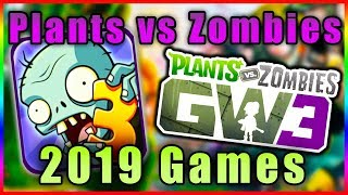 Plants vs Zombies | 2019 Games?!