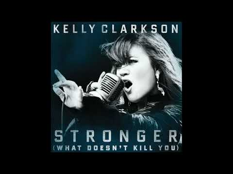 Kelly Clarkson - Stronger (What Doesn't Kill You) [Official Instrumental]