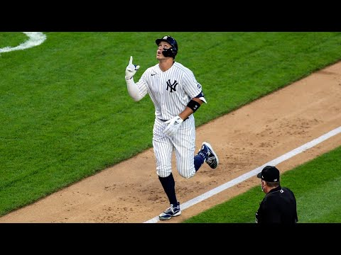 Aaron Judge LAUNCHES 6 Home Runs in 5 Games | 2020 MLB Highlights