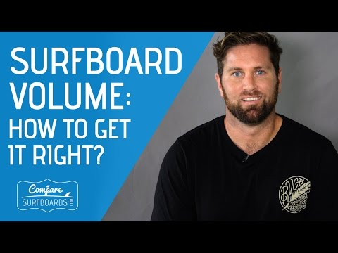 Surfboard Size & Volume : How To Get It Right – Compare Surfboards