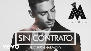 Sin Contrato  - Maluma (Video)