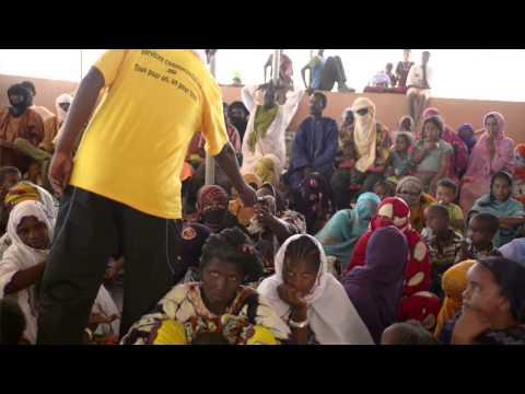 Gender based violence in humanitarian emergencies in Burkina Faso