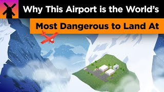 What Landing at the World's Most Dangerous Airport is Like thumbnail