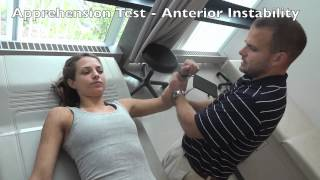 Ortho Shoulder Elbow Wrist Special Tests.mov