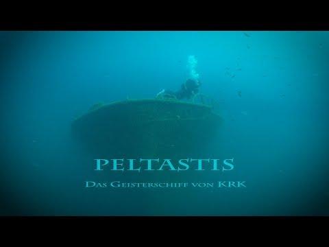 Peltastis - das Geisterschiff von Krk
