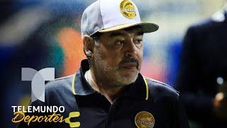 La otra cara de la euforia por Maradona en México | Liga MX | Telemundo Deportes