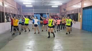 *THAI CHA CHA*[泰国恰恰]meisze老師自编舞蹈💃💃