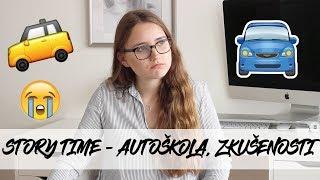 STORYTIME - AUTOŠKOLA, MOJE ZKUŠENOST | MAKYNA016