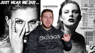KANYE WEST fan REACTS to TAYLOR SWIFT FOR THE FIRST TIME (REPUTATION FULL ALBUM)