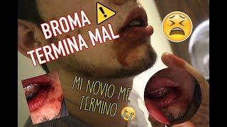 BROMA PESADA A MI HERMANO (ME ENCUENTRA DESNUDA CON MI NOVIO)
