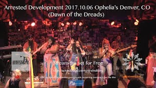 Arrested Development 2017.10.06 (Dawn of the Dreads)