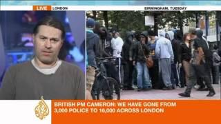 Understanding The UK Riots