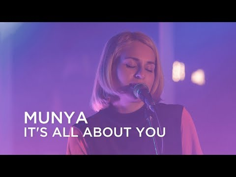 Munya Its All About You First Play Live