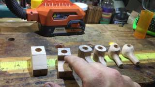 Gary's Wares: The Basics of Pipe Making