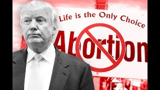 BREAKING Trump supports March 4 Life Pro Life against Baby Killers Pro choice January 19 2018