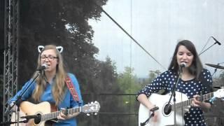 Video Foxie & the Band - Pomeranči - Hanspaulský festival 2014