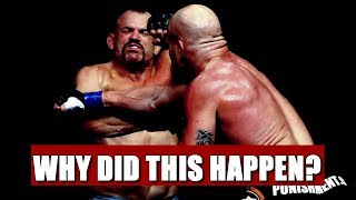Soooo, Chuck Liddell Got Knocked Out - My Thoughts