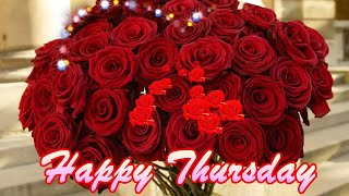 Happy Thursday Greetings|Quotes|Sms|Wishes|Saying|E-Card|Wallpapers/|Whatsapp Messages.
