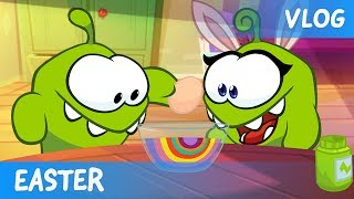 Om Nom Stories: Video Blog - Easter