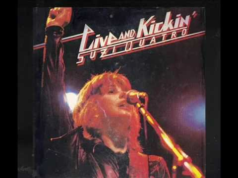 Suzi Quatro - Keep A Knockin', LIVE AND KICKIN 1977