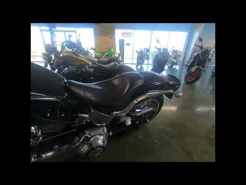 2009 Harley-Davidson Softail Custom in Louisville, Tennessee - Video 1